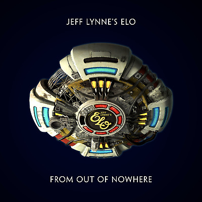 JEFF LYNNE'S ELO 'FROM OUT OF NOWHERE' Deluxe Edition CD - Released 01/11/2019