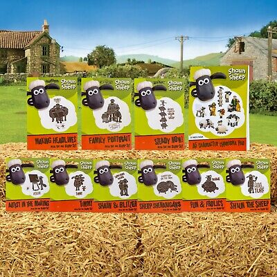 Shaun The Sheep - Join The Flock Die Collection