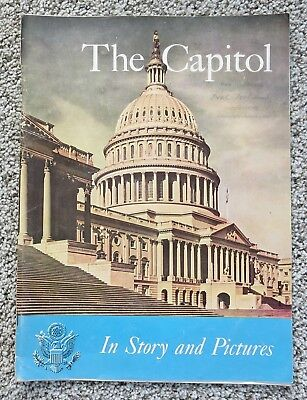 The Capitol In Story and Pictures, 84th Congress, House Doc 232, Cong Hal Holmes