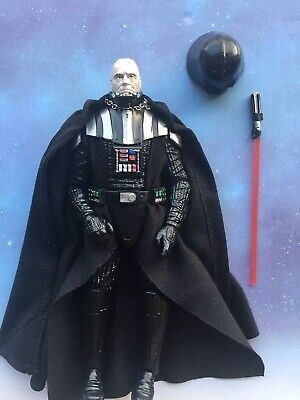 "Star Wars Black Series 6"" action Figure: #02 Darth Vader (loose)"