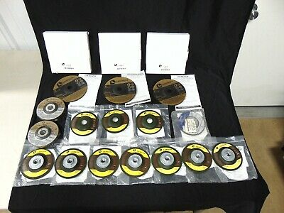 Lawson Products Grinder Wheels Lot Of 38 Grinding Wheels * New * -(Eb36)
