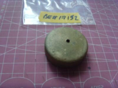 ref:be#17152 small french carriage? clock bell  41m od