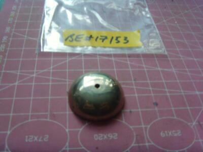 ref:be#17153 miniature carriage clock bell rare 33mm od