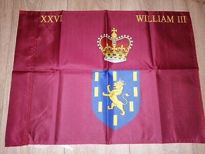 2 company colours standard flag Grenadier Guards No
