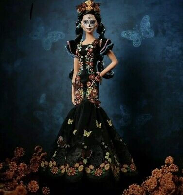 Barbie Day Of The Dead Barbie Dia De Los Muertos Preorder