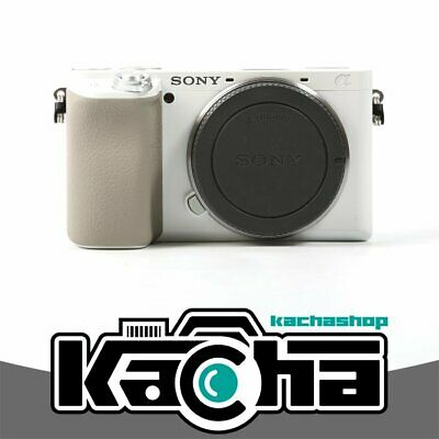 NUOVO Sony Alpha a6100 Mirrorless Digital Camera White (Body Only)