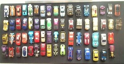 Hot Wheels Cars - 60 Premium Metal Toy Cars   more toy cars. PICK AND MIX.