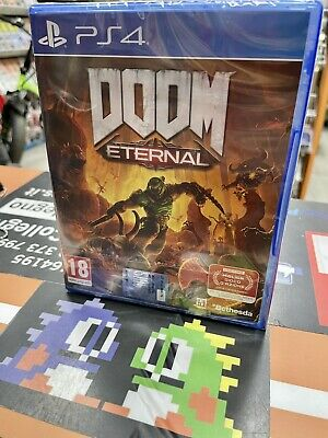 Doom Eternal Ita PS4 NUOVO SIGILLATO
