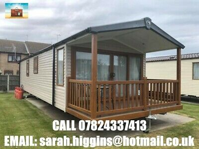 6 Birth Static Caravan For Hire/Rent/Let At Haven Caister-On-Sea Great Yarmouth.
