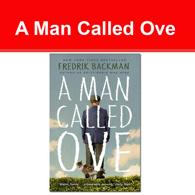 A Man Called Ove by Fredrik Backman 9781444775815 NEW book