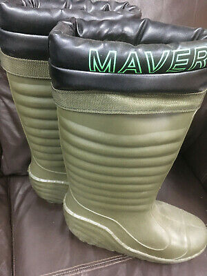 CLEARANCE SUNDRIDGE HOT FOOT FISHER BOOTS SIZE 6 or 7 THERMAL BOOTS