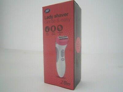 Boots Lady Shaver Gentle And Easy Brand New Sealed Boxed