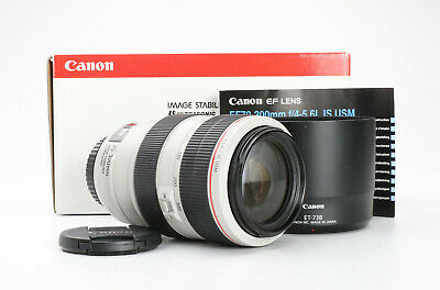 Canon EF 70-300 mm 4-5.6 L IS USM + Gut (226755)