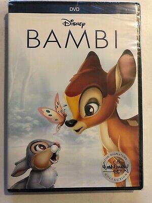 Bambi [New DVD] Ac-3/Dolby Digital, Dolby, Dubbed, Subtitled
