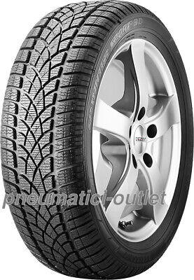 M+S pneumatici usati 80/% Gomme Usate Dunlop 235//55 R17 99H Sp Winter Sport 3D