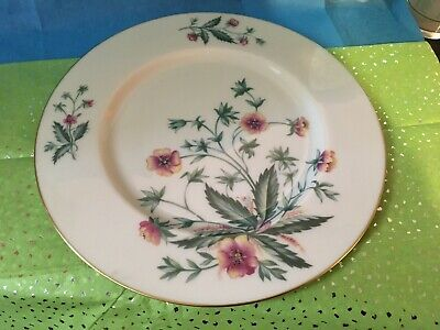"""LENOX china COUNTRY GARDEN Dinner Plate W302 - 10-5/8"""""""