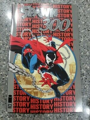 Spawn 300 Rare Silver Foil Nycc Variant Only 1500 Exist Image Todd Mcfarlane