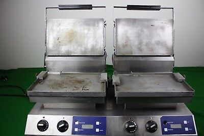 Rowlett Rutland Panini Press Griddle Commercial Catering Kitchen Cafe Equipment