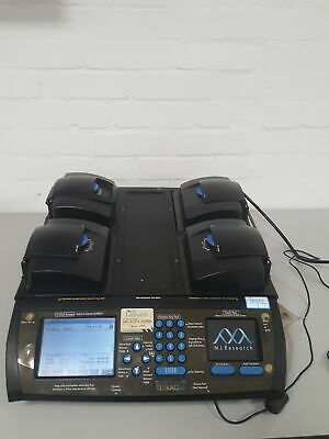 MJ Research Tetrad 2 Thermal Cycler with 4 Blocks PCR Lab Machine