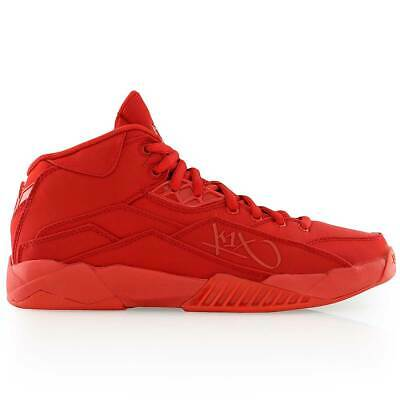 K1X Anti Gravity mid cut Basketball Schuhe - rot silber gold