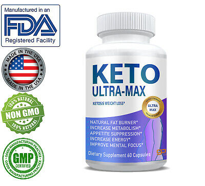 Keto diet Pills Slim Fast Ultra Fast  - Boost Weight Loss Best Fat Burnner