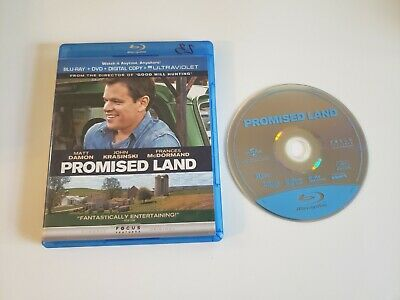 Promised Land (Bluray, 2012) [BUY 2 GET 1]