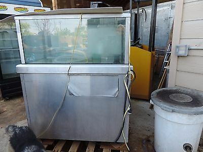 Lobster Tank Commercial (Sea Water) New Compressor