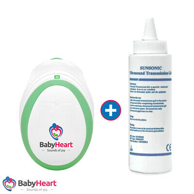 Baby Fetal Doppler Clearance for damaged Packaging Ultrasound Heart Beat Monitor