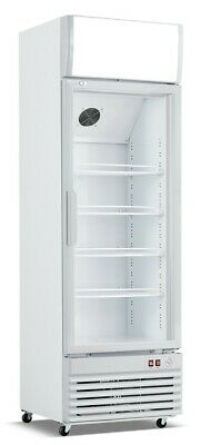 "Single glass door Upright Fridge ""brand new"""
