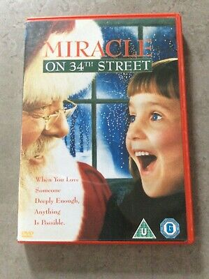 Miracle On 34th Street DVD (2006) Richard Attenborough, Mayfield (DIR) cert U