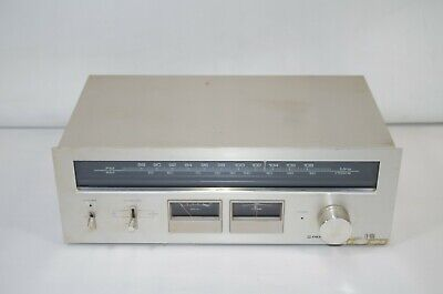 Pioneer Model TX-606 AM/FM Stereo Tuner
