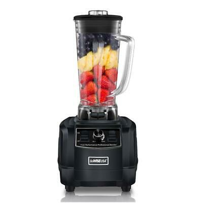 GoWISE USA High Performance Professional Blender 67 oz 8 Speed 1450 Watts w/ 8