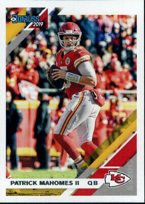 2019 Donruss NFL Football Card Singles You Pick (1-250) Buy 4 Get 2 FREE