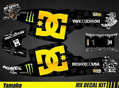 Kit Déco pour / Decal Kit for Jet SkiYamaha Super Jet - DC
