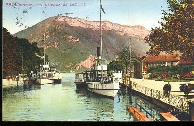 CPA - Annecy