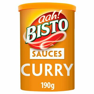 Bisto Chip Shop Curry Sauce Granules 190g