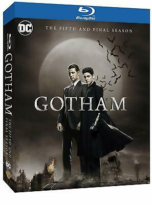 Gotham: The Complete Fifth And Final Season BLU-RAY Brand New & Sealed-Fast Ship