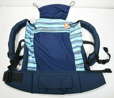 Tula Standard Baby Coast Carrier Mesh Frost Blue