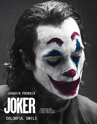 20x30 24x36 Poster Joaquin Phoenix Joker 2019 Movie Y92
