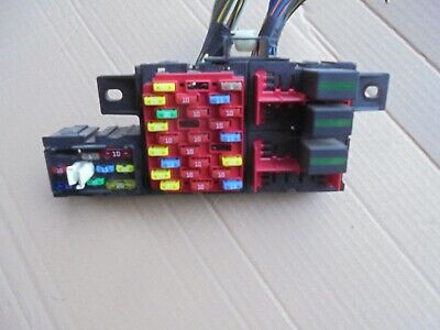 rover 45 mg zs cabin fuse box with tails ideal kit car
