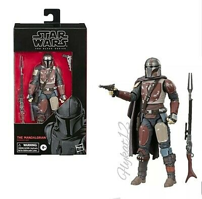 Star Wars The Black Series The Mandalorian Collection Action Figure #94