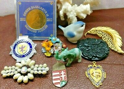 Flea Market Traders Job Lot Collectables Curio