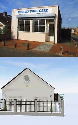 Detached Shop Rushden Northants Corner Plot Pp Conversion 4 Bed Or 3 Bed House