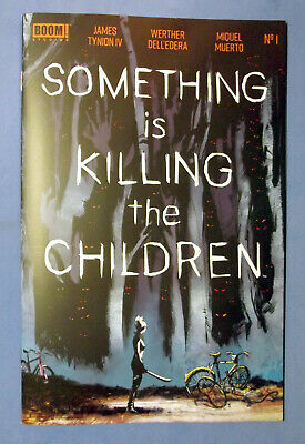 SOMETHING is Killing the CHILDREN #1 (FIRST Print) 2019 / HIGH Grade NM/NM+ Copy