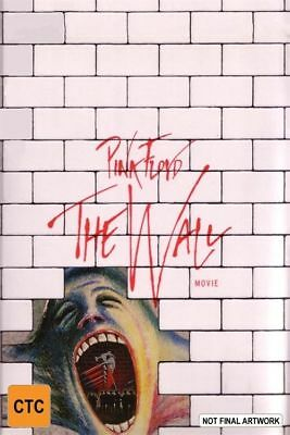 Pink Floyd The Wall DVD Roger Waters Alan Parker film