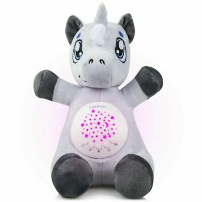 Lumipets Unicorn Baby White Noise Machine Music Soothers for Sleep