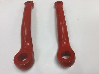 ORIGINAL ford tractor steering box sector arms1950-1964-late8N thru early 4000