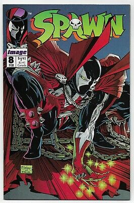Spawn 8 Todd McFarlane Spider-Man 1 Homage Cover Image Comics