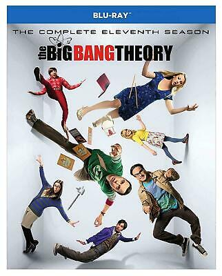 The Big Bang Theory Complete Eleventh 11th Season 11 BLU-RAY Brand New Sealed