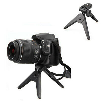 Camcorder /& DSLR SLR Best an D6S5 Mini Portable Folding Tripod Stand For Camera